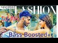 Karan Sehmbi New Song - Fashion | DJ Mix | Bass Boosted | Latest Punjabi Song