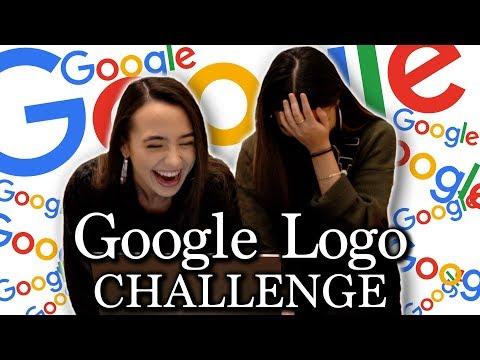 Google Logo Challenge - Merrell Twins
