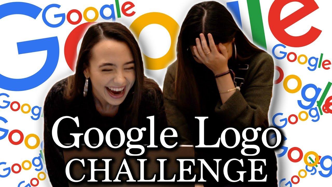 Google Logo Challenge - Merrell Twins - YouTube 0eaf34ba3ba