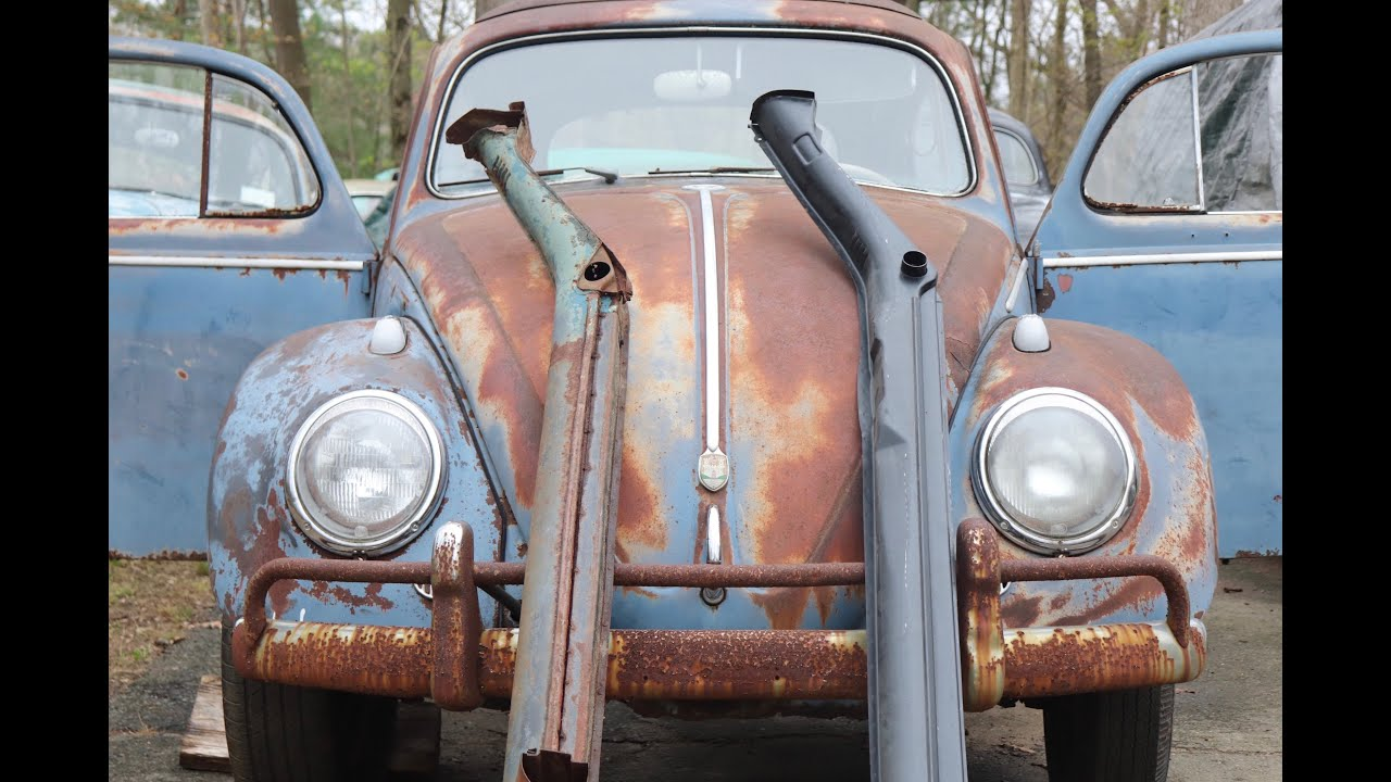 58 vw bug heater