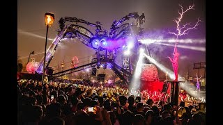Arcadia return to Queen Elizabeth Olympic Park next May Day Bank Ho...
