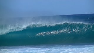 Pipeline Hawaii January 2018 First Winter Swell