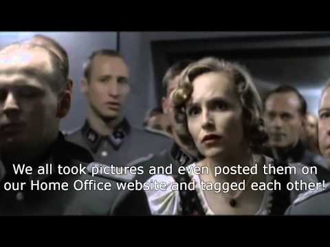 Hitler's Reaction Upon Hearing About Pending Visa Applications