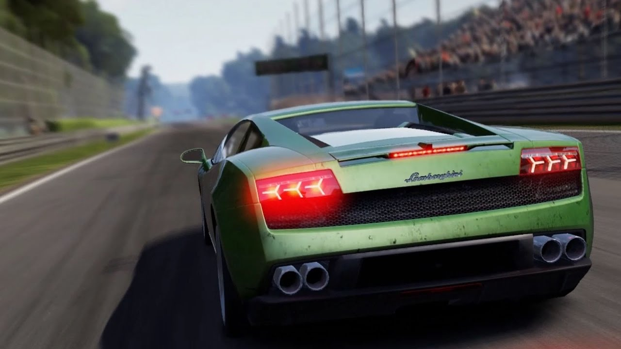 Need For Speed: Shift 2 Unleashed   Lamborghini Gallardo LP560 4   Test  Drive Gameplay (HD) [1080p]