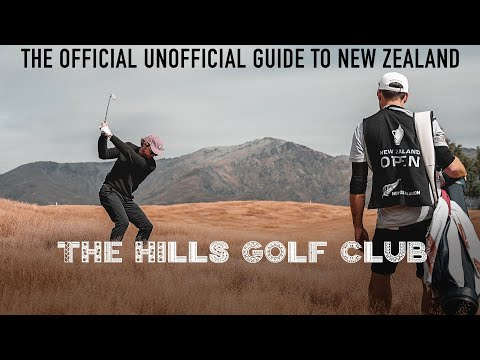 Erik Anders Lang preps for the New Zealand Open | NZ Ep 1