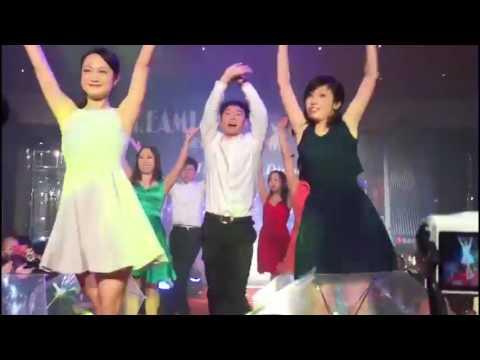 Annual Dinner -  Hang Seng Bank Dreamland