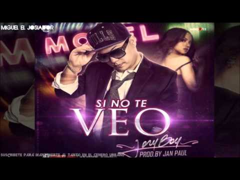 Si No Te Veo - Jory Boy (Official Regaeton 2014)