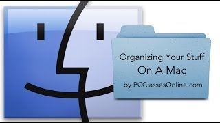 Gambar cover Organizing Your Stuff On A Mac