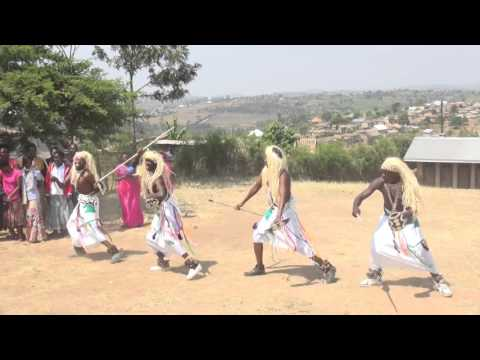 Rwanda Youth Healing Center,traditionnal dances