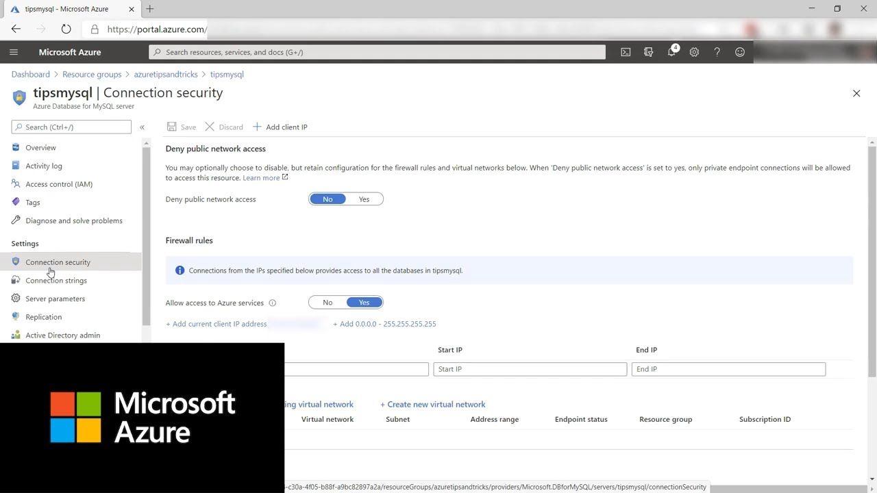 How to Migrate Your MySQL Database To The Cloud | Azure Tips and Tricks