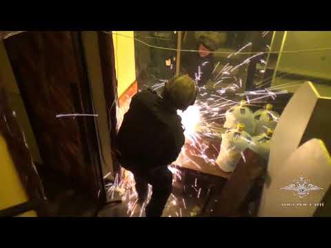 Сотрудники МВД России задержали подозреваемых в незаконной организации и проведении азартных игр...