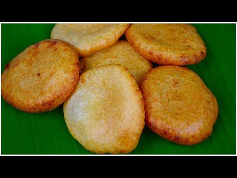 இனிப்பு அப்பம் செய்வது எப்படி | How To Make Appam In Tamil | Sweet Appam In Tamil | Evening Snacks