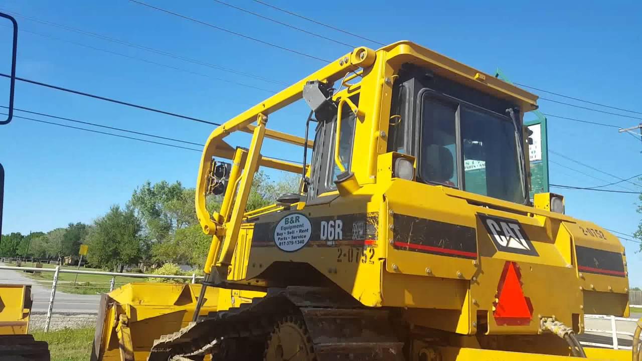 Rent a Cat D6 Bulldozer   Texas   B&R Equipment