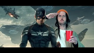 Captain America: The Winter Soldier - Bum Reviews