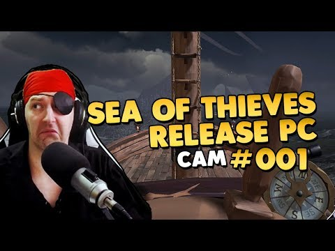 Let's Play Sea of Thieves PC Release - Einsamer Captain #001 👑 [Deutsch/German][Let's Play]