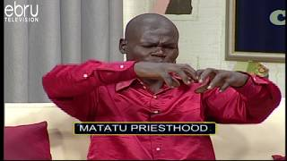 Matatu Pastor Sounds a Warning To Spiritual Con Men