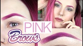 Download lagu How I Get My Pink Eyebrows 💘🌸