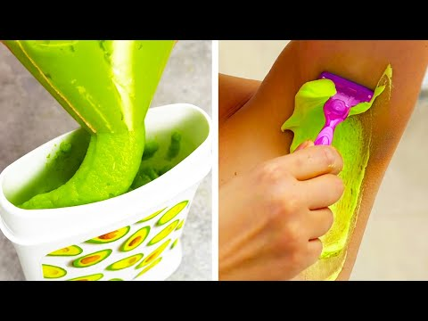 35 INSANE LIFE HACKS FOR ANY OCCASION || Avocado Hacks
