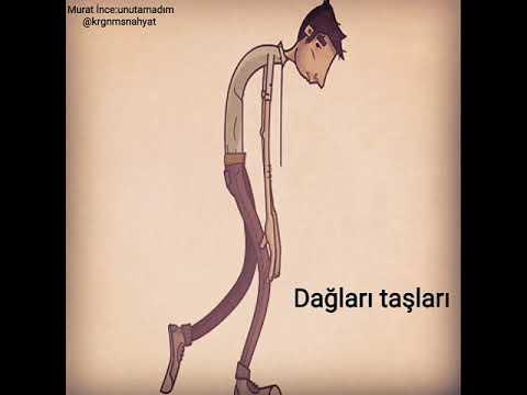 Murat İnce & Eliaga Goycayli & Kırgınım sana Hayat - UNUTAMADIM