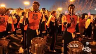 Belaire vs McMain Drum Section Battle | Orpheus 2016