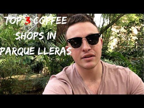 Medellin, Colombia - Top 3 Coffee Shops in Parque Lleras