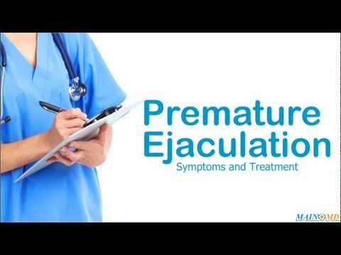 Premature Ejaculation ¦ Treatment and Symptoms