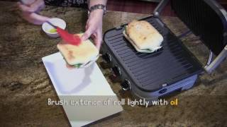 How to Make: Capri Panini