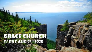 August 9th, 2020-Pastor Martin Lord (Grace Church)