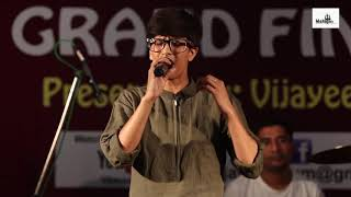 Rafi Night Grand Finale - in Aankho ki Masti ke by Poonam Sharma