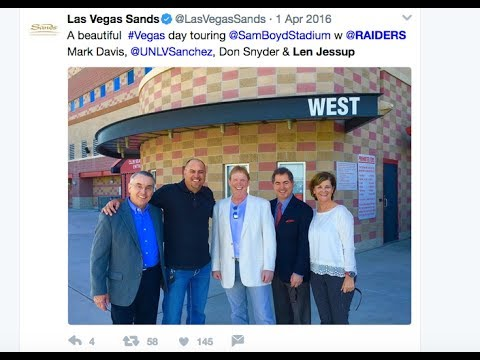 Mark Davis Planned Las Vegas NFL Raiders Stadium But Mislead Oakland