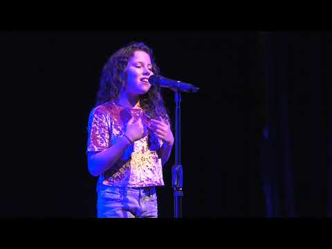 STONE COLD – DEMI LOVATO performed by MISHA at Open Mic UK music competition