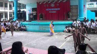 Salidumay by Grace Nono/Muslim Dance - Winner 1st Place/Nebes/ Gr 4 Student (2011)