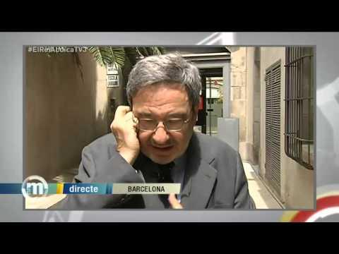 TV3 - Els Matins - Valoració de Narcís Serra