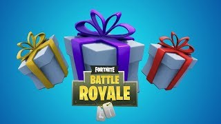 CADEAU DE CARTE-CADEAU FORTNITE CHRISTMAS! 12 JOURS DE FORTNITE PS4 PRO