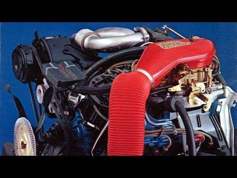 Episode 1 (19781983): Buick Turbo 38 liter V6  YouTube