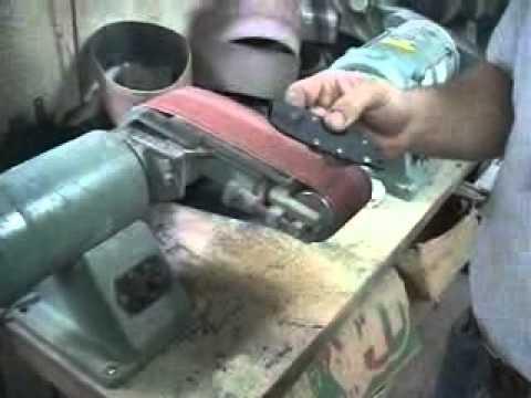 How to Make a Kydex Sheath (part 2) - MURRAY CARTER