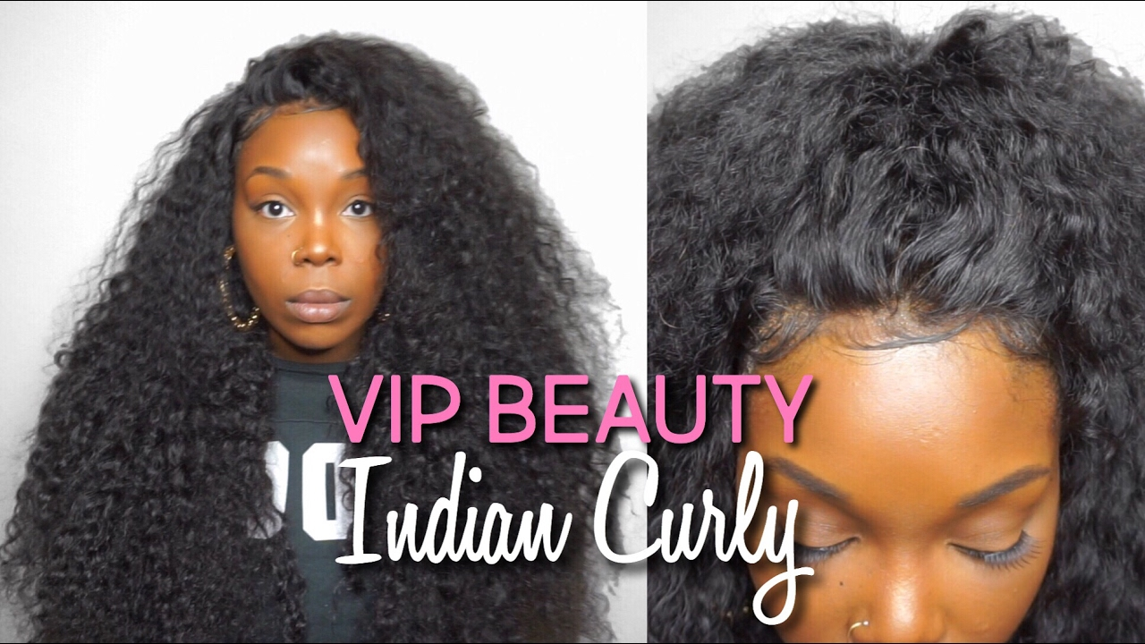 Wild Messy Curls Vip Beauty Hair Indian Curly