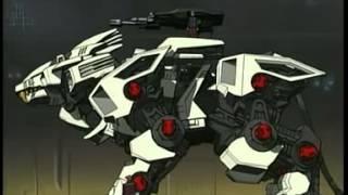 Zoids New Century Zero Episode 2