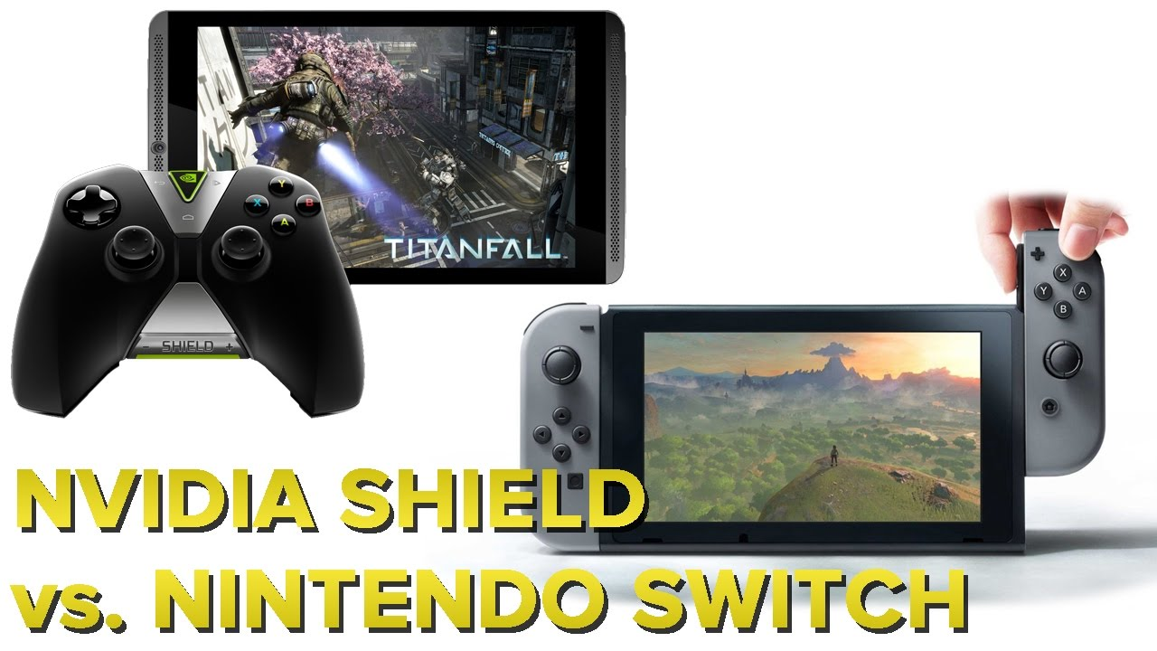 The Nintendo Switch secrets that may sit inside Nvidia's Shield