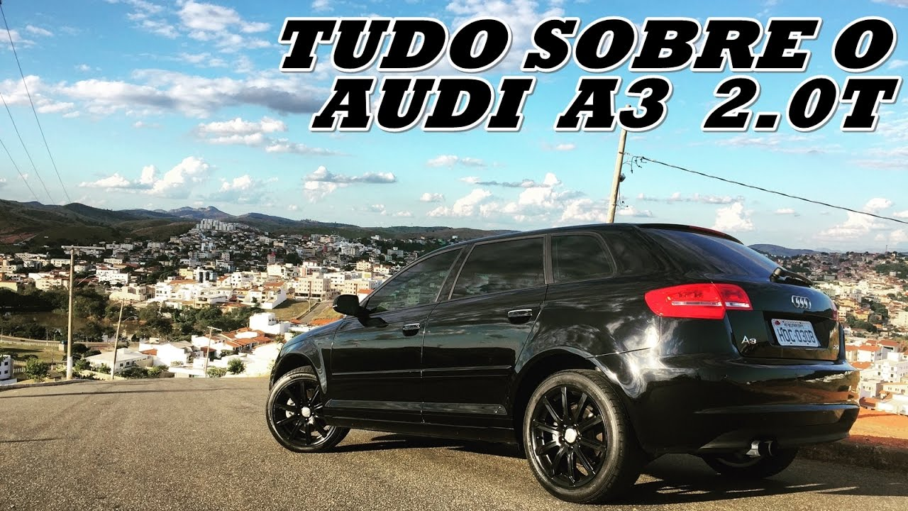 review completo audi a3 sportback 2 0t 2011 8p detalhes. Black Bedroom Furniture Sets. Home Design Ideas