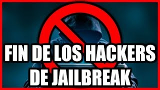 Jailbreak | THE END OF HACKERS | Roblox