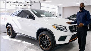 Stylish and Notable - The 2018 Mercedes-Benz GLE AMG® 43 Coupe from Mercedes Benz of Arrowhead