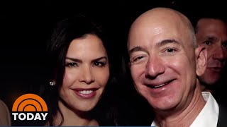 Jeff Bezos Reportedly Dating Former News Anchor Lauren Sanchez | TODAY