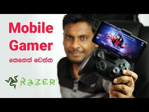 Razer Serval - Bluetooth Game Controller for Android and PC