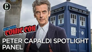 Doctor Who: Peter Capaldi Spotlight Panel - NYCC 2017