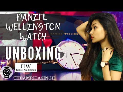 UNBOXING | DANIEL WELLINGTON WATCH | Review | Dw