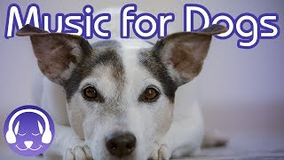 How to Relax Your Dog! The BEST Music for Dogs (2018!)