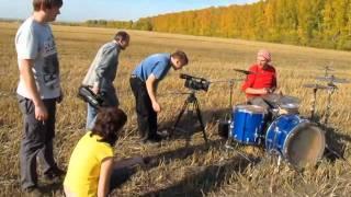 Съёмки клипа - группа Луна 54 (Новосибирск)