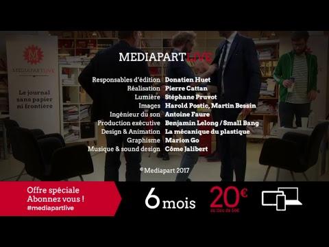 Le premier ministre Edouard Philippe «en direct de Mediapart» mercredi 22 novembre