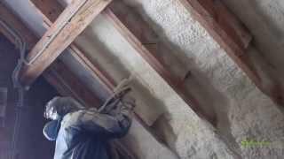 Утепление крыши дома изнутри в Санкт-Петербурге(, 2014-03-28T19:11:43.000Z)